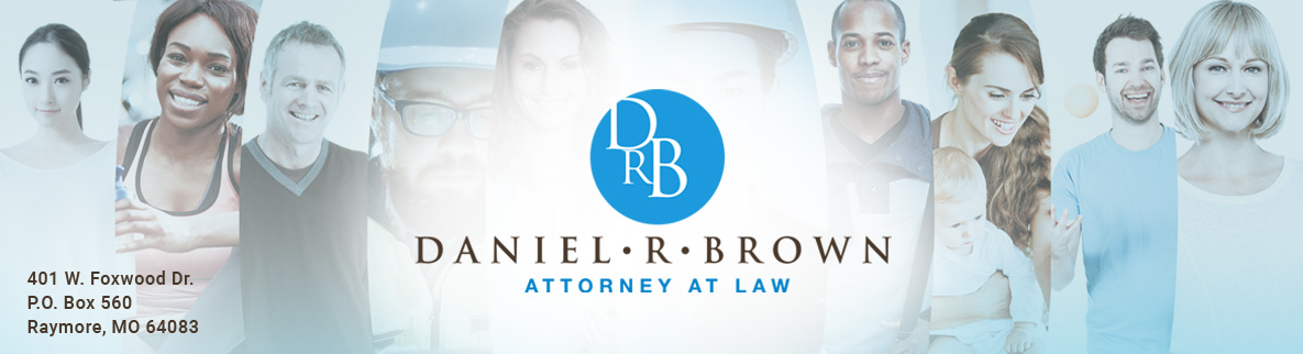 Daniel R. Brown, Attorney At Law - personal injury